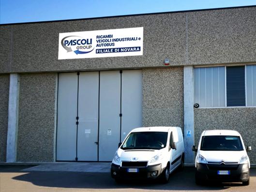 Nuova filiale a Novara