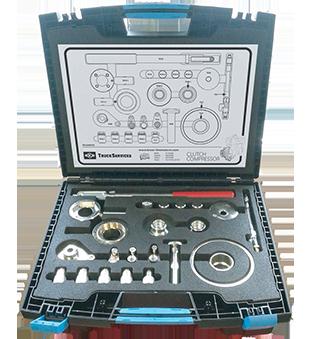 Valigetta per compressore con frizione – K052066K50