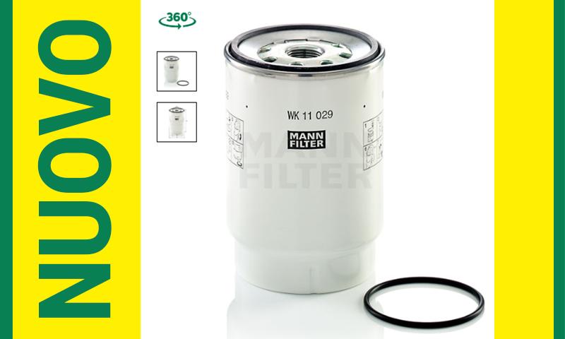 Nuovo filtro carburante MANN Filter WK 11 029 z