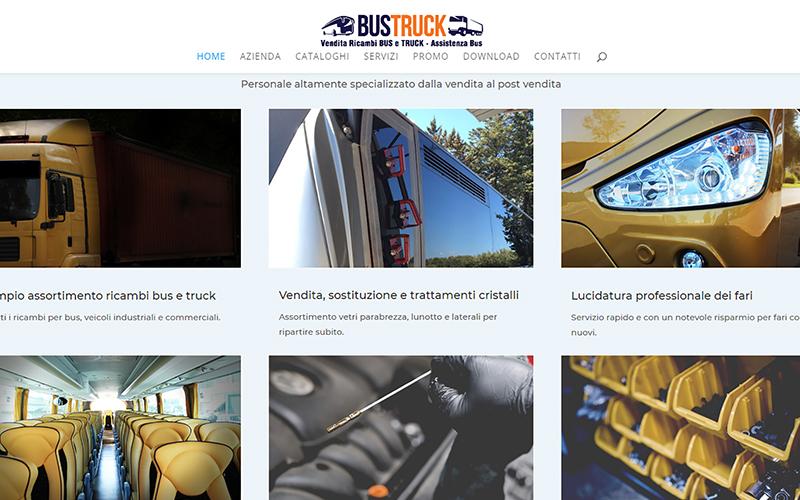 Nuovo sito per Bustech srl