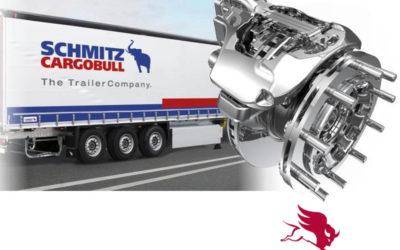 Meritor si rafforza in Europa: freni a disco ad aria sui rimorchi Schmitz Cargobull