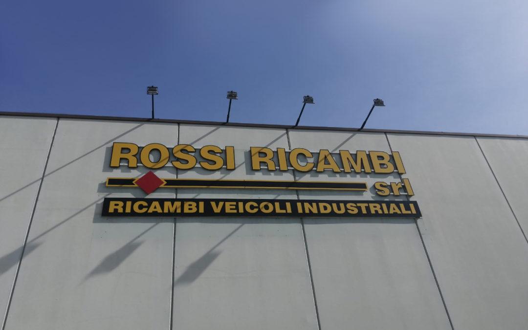 Rossi Ricambi: nuova filiale ad Arezzo